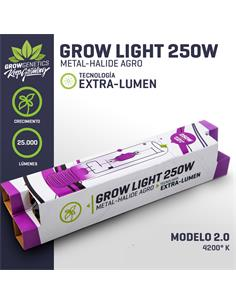 Ampolleta Haluro Metal 150W Extra Lumen - Grow Genetics