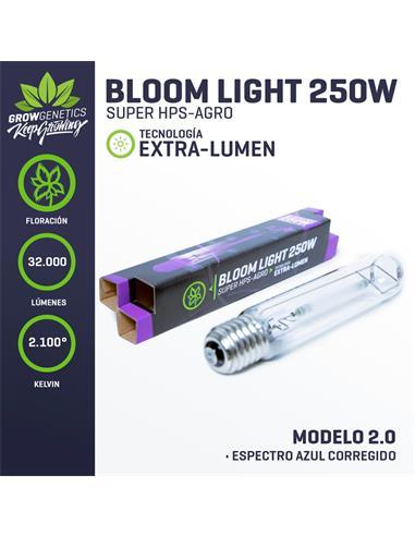 Ampolleta Sodio 150W Extra Lumen - Grow Genetics